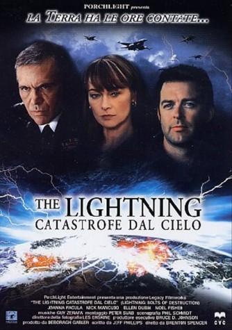 The Lightning - Catastrofe dal cielo - Nick Mancuso (DVD)