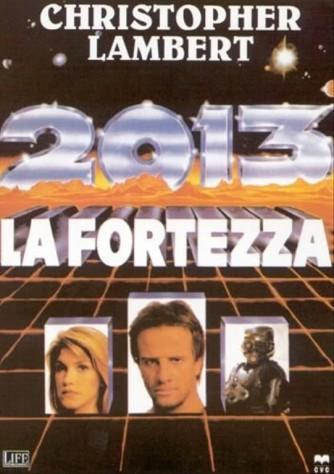 2013 - La Fortezza - Christopher Lambert (DVD)