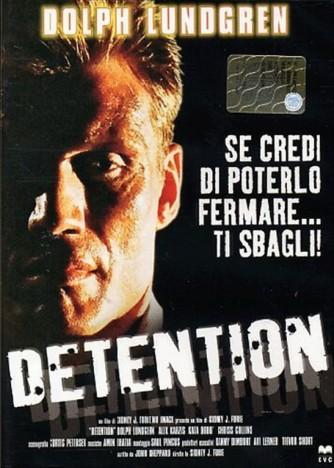 Detention -  Dolph Lundgren (DVD)