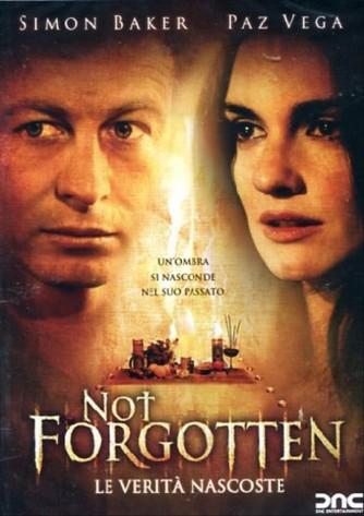 Not Forgotten - Simon Baker, Paz Vega, Dror Soref (DVD)