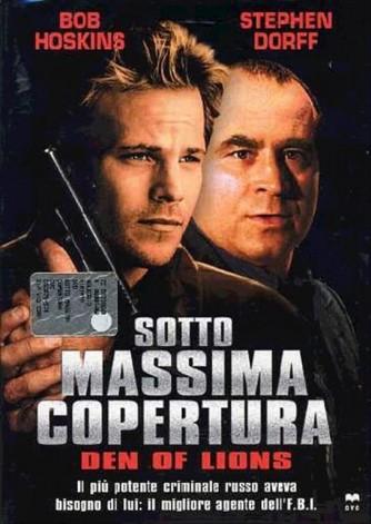 Sotto Massima Copertura - Den Of Lions - Bob Hoskins, Stephen Dorff (DVD)