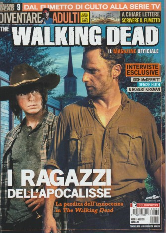 THE WALKING DEAD. IL MAGAZINE UFFICIALE. N. 9 MARZO 2016 The Walking Dead Suppl.