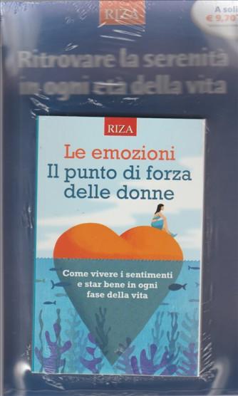LE EMOZIONI. IL PUNTO DI FORZA DELLE DONNE. N. 335 APRILE 2016