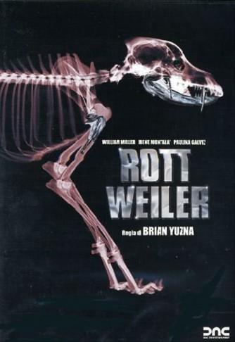 Rottweiler - Paulina Galvez, Lluis Homar, Brian Yuzna (DVD)