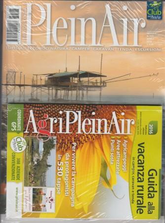 Plein Air - mensile n. 525 Aprile 2016 + Plein Air Market