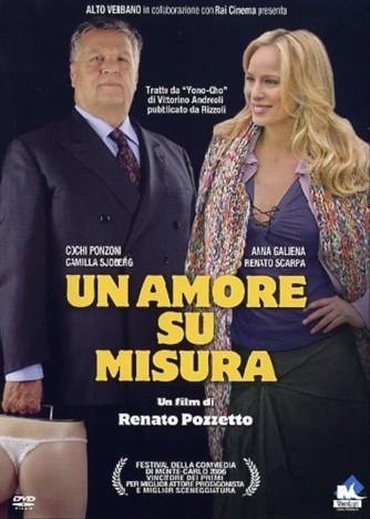Un Amore Su Misura - Renato Pozzetto (DVD)