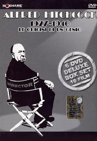 Alfred Hitchcock 1927-1940 Le Origini Di Un Genio (6 Dvd) usato