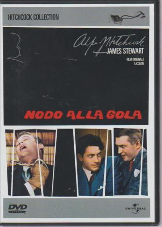 NODO ALLA GOLA. DI ALFRED HITCHCOCK CON JAMES STEWART. A COLORI.