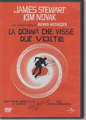 LA DONNA CHE VISSE DUE VOLTE. DI ALFRED HITCHCOCK. CON JAMES STEWART E KIM NOVAK.