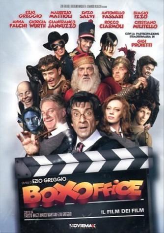 Box Office -  Ezio Greggio, Maurizio Mattioli, Enzo Salvi (DVD)