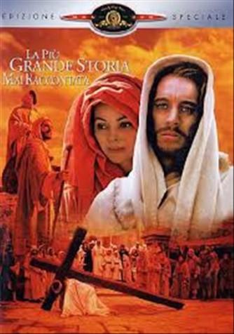LA PIU' GRANDE STORIA MAI RACCONTATA - FILM DVD