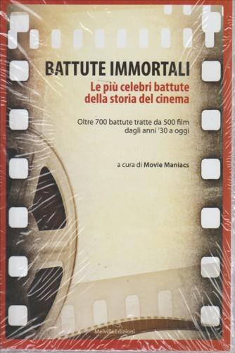 BATTUTE IMMORTALI. A CURA DI MOVIE MANIACS.