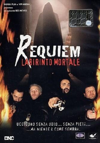 Requiem - Labirinto Mortale - Patrick Dell'Isola, Moussa Maaskri, Julie-Anne Roth (DVD)