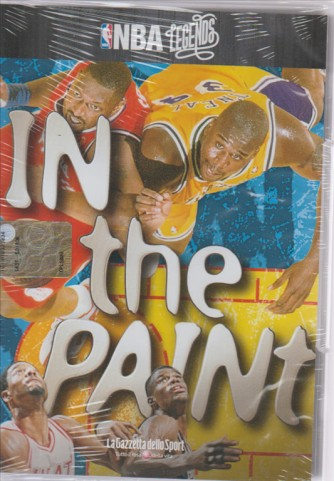 NBA LEGENDS. IN THE PAINT. N. 11