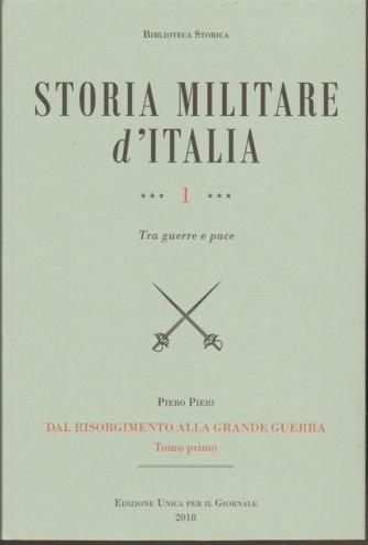 Storia Militare d'Italia vol. 1 di Piero Pieri by Il Giornale 2018