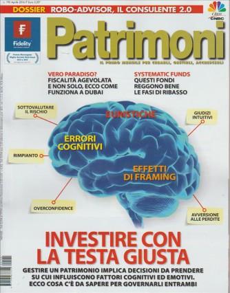 PATRIMONI.N. 190  APRILE 2016.