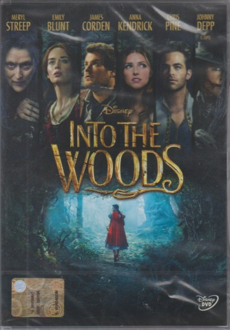 INTO THE WOODS.  DISNEY.