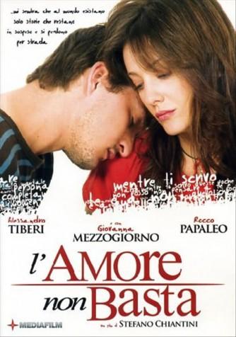 L' Amore Non Basta - Giovanna Mezzogiorno, Alessandro Tiberi (DVD)