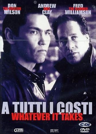 A Tutti I Costi - Don Wilson, Fred Williamson (DVD)