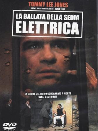 La ballata della sedia elettrica - Tommy Lee Jones, Christine Lahti, Rosanna Arquette (DVD)