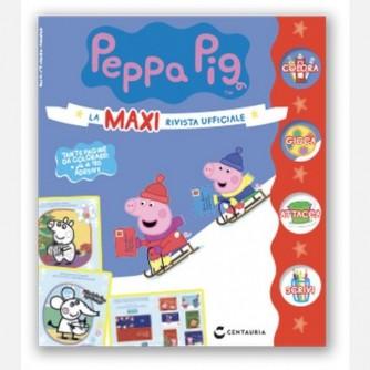 Peppa Pig - La MAXI rivista ufficiale!
