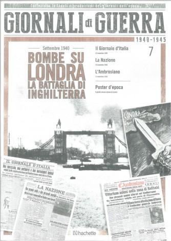 GIORNALI DI GUERRA 1940 - 1945 - N.7