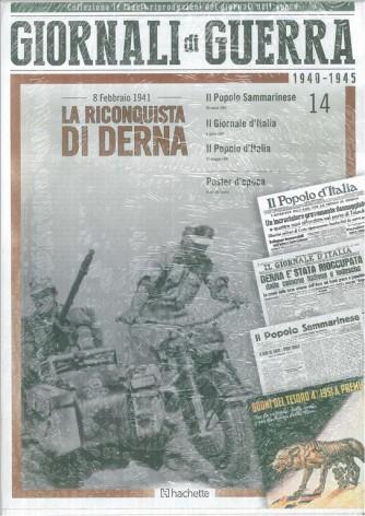 GIORNALI DI GUERRA 1940 - 1945 - N.14