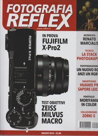 FOTOGRAFIA REFLEX.  N. 5 MAGGIO 2016.