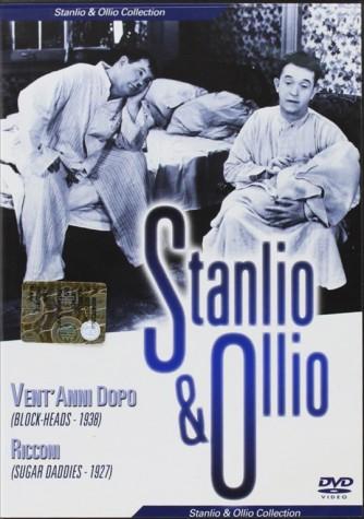 Stanlio E Ollio - Vent'anni Dopo (DVD)