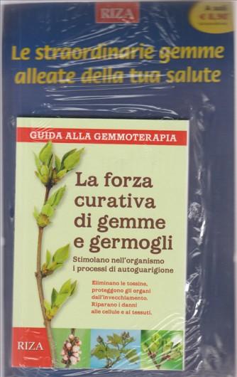 GUIDA ALLA GEMMOTERAPIA. LA FORZA CURATIVA DI GEMME E GERMOGLI. N. 336. MAGGIO 2016.