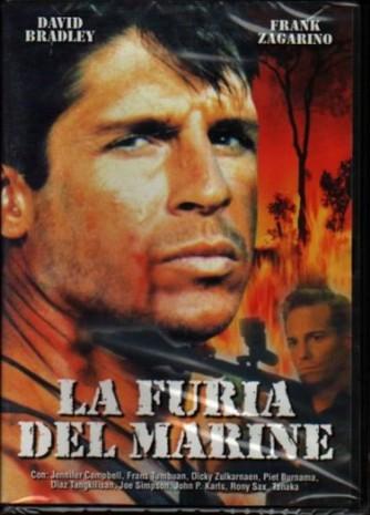La furia del Marine - David Bradley, Frank Zagarino (DVD)