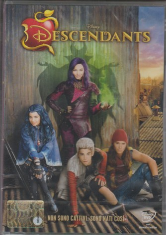 DESCENDANTSI  DVD DI SORRISI.