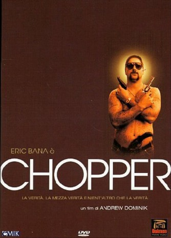 Chopper con Eric Bana, David Field, Simon Lyndon (DVD)