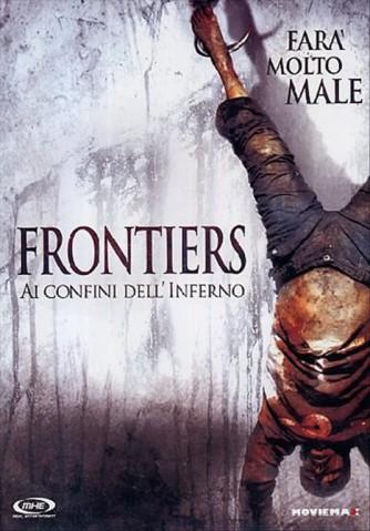 Frontiers - Karina Testa, Aurelien Wiik, Patrick Ligardes (DVD)