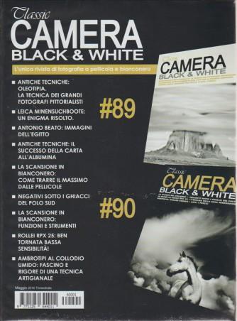 CLASSIC CAMERA BLACK & WHITE. MAGGIO 2016.  TRIMESTRALE.