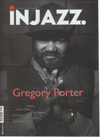INJAZZ. GREGORY PORTER.