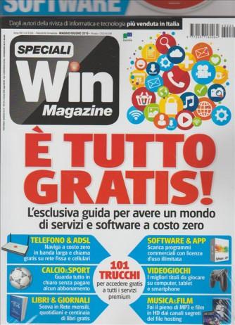 SPECIALI WIN MAGAZINE. N. 24 MAGGIO/GIUGNO 2016. RIVISTA + DVD