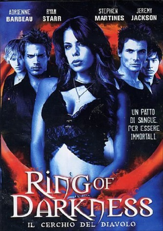 Ring Of Darkness - Adrienne Barbeau, Stephen Martines, Jeremy Jackson (DVD)