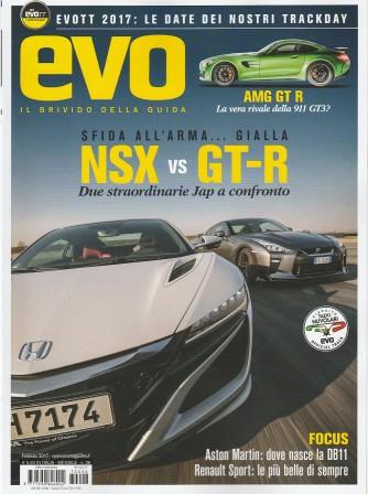 EVO Il Brivido della Guida - Mensile n. 26 Febbraio 2017