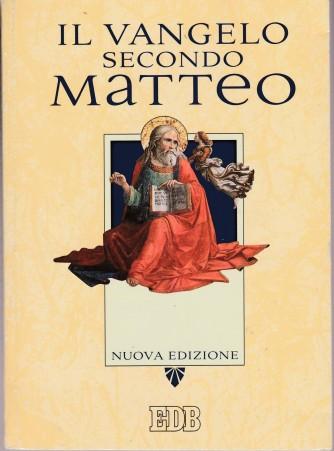 il Vangelo secondo Matteo - tascabile - edizione EDB cm.10x14