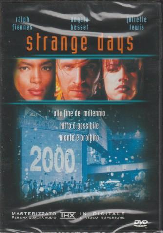 Strange Days - Ralph Fiennes, Juliette Lewis, Tom Sizemore,Michael Wincott (DVD)