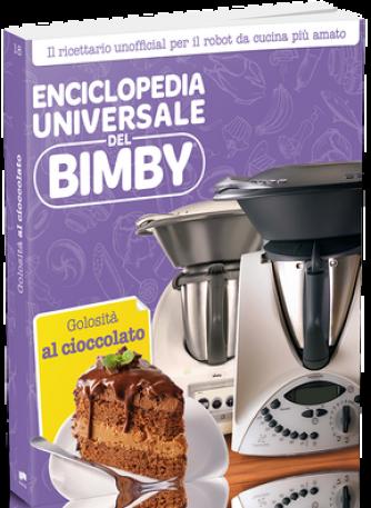 Enciclopedia Universale del Bimby N° 18 Golosità al cioccolato