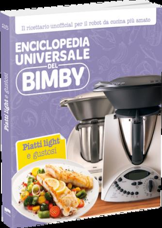 Enciclopedia Universale del Bimby N° 25 Piatti light e gustosi