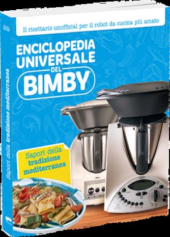 Enciclopedia Universale del Bimby N° 29 Sapori della tradizione mediterranea