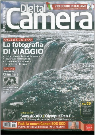Digital Camera - mensile n. 168 Agosto 2016