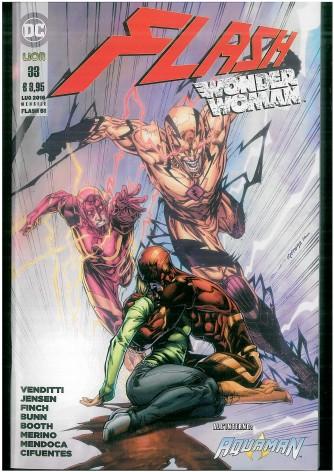 Flash 51 – Flash/Wonder Woman 33 - DC Comics Lion