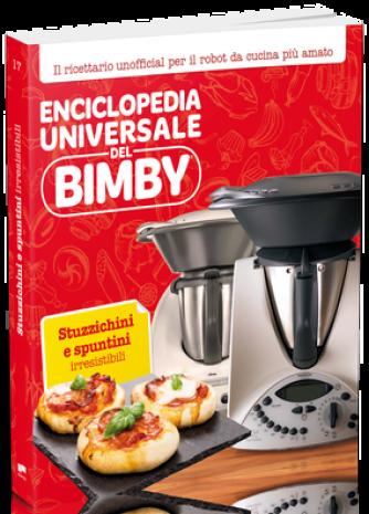 Enciclopedia Universale del Bimby N° 17 Stuzzichini e spuntini irresistibili
