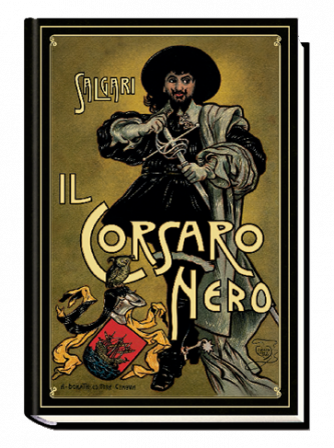 EMILIO SALGARI vol.2 Il corsaro nero by RBA Italia