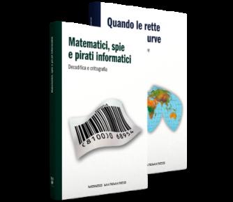 MONDO MATEMATICO n. 2 Matematici, spie e pirati informatici - Quando le rette diventano curve by RA Italia