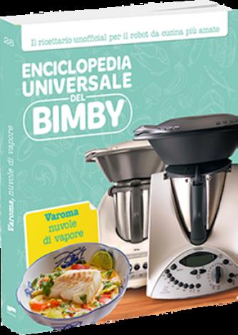 Enciclopedia Universale del Bimby N° 28 Varoma nuvole di vapore